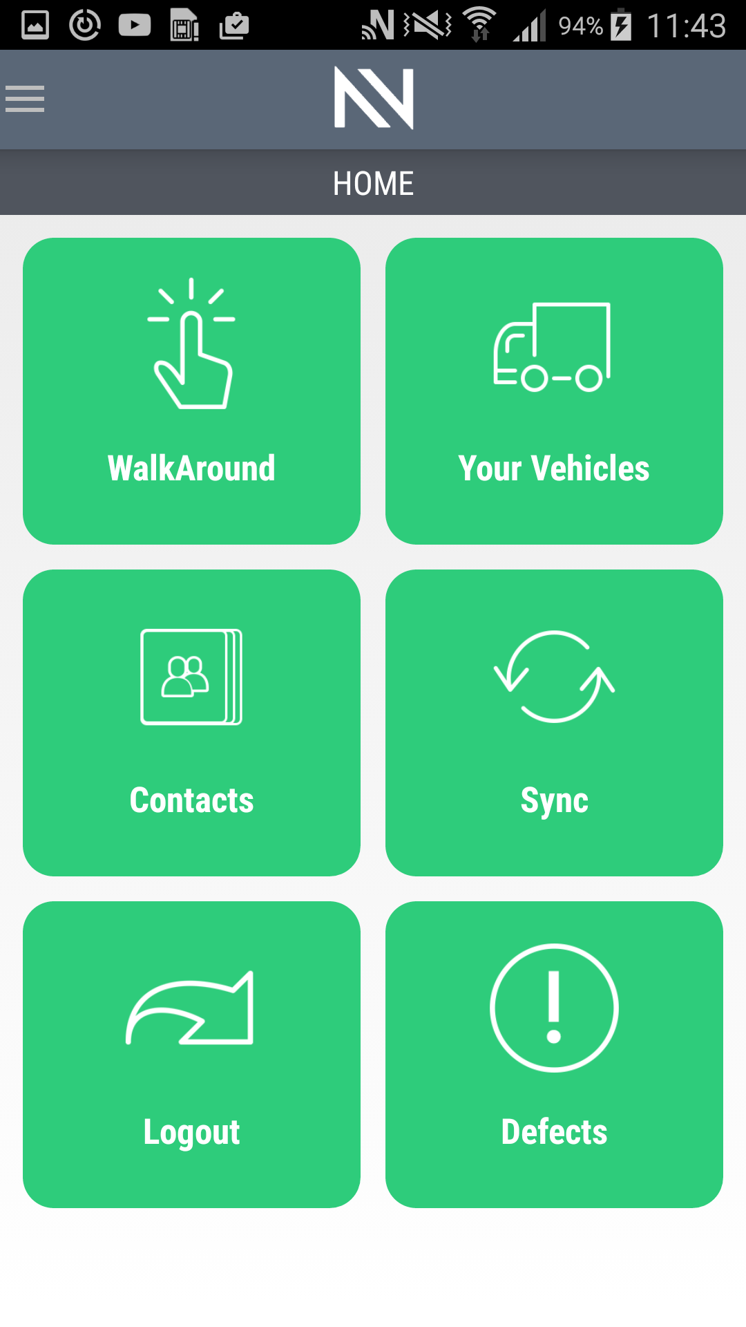 Convey-app-selection