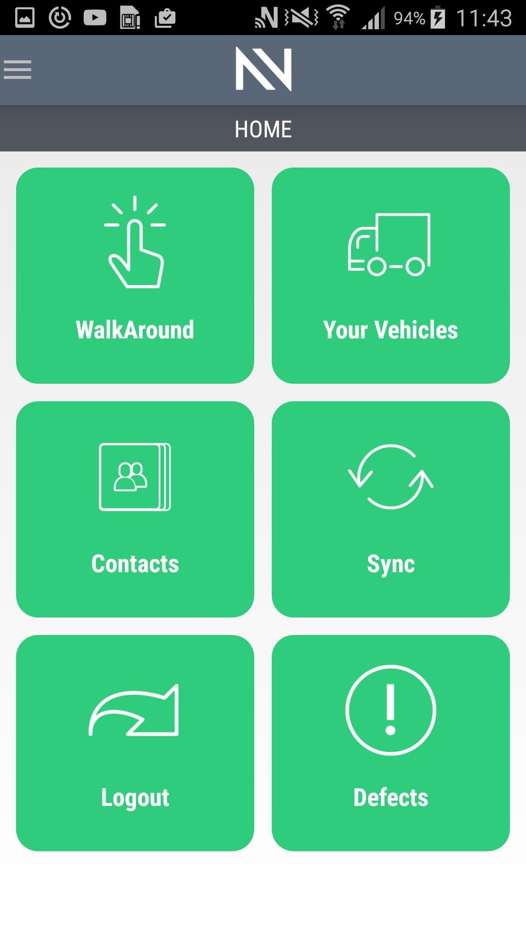Convey-app-selection